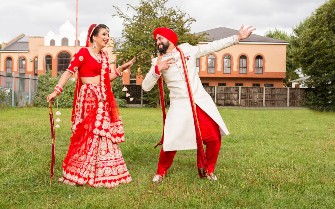 Aman & Natasha Wedding – Brent Sikh Centre